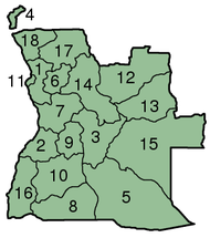 Beschreibung: Angola Provinces numbered 300px.png